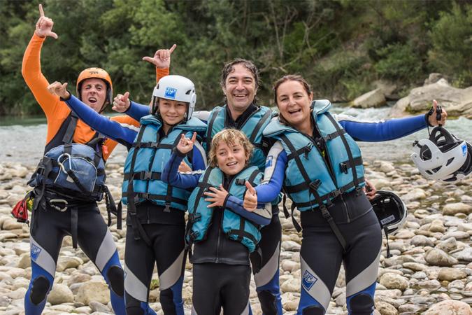 UR Pirineos: oferta multiaventura para Semana Santa