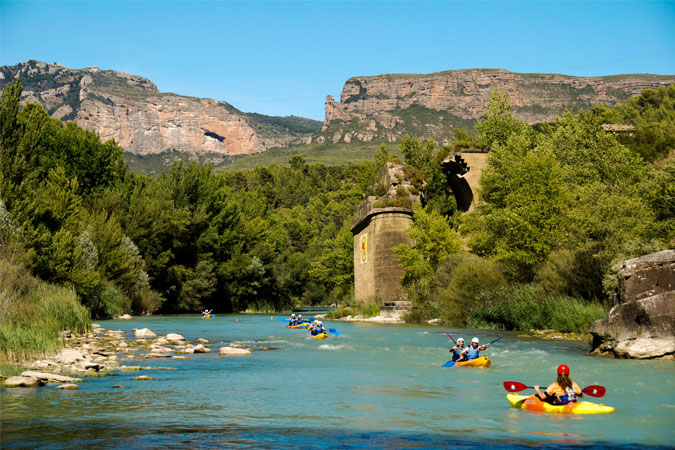 UR Pirineos: ofertas para familias numerosas aventureras