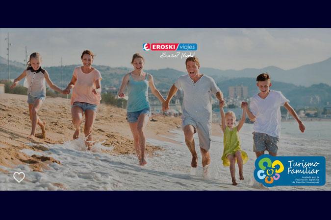 Viajes EROSKI: pide tu presupuesto y participa en el sorteo de unas vacaciones