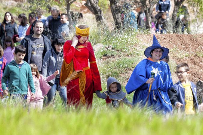 Vilars Rurals: fin de semana medieval desde 209 €